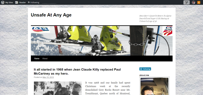 Unsafe At Any Age   Steve Barr s Quest To Return To Alpine Downhill and Super G Ski Racing at Unheard of Age of 56.png