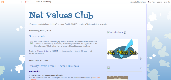 Net Values Club