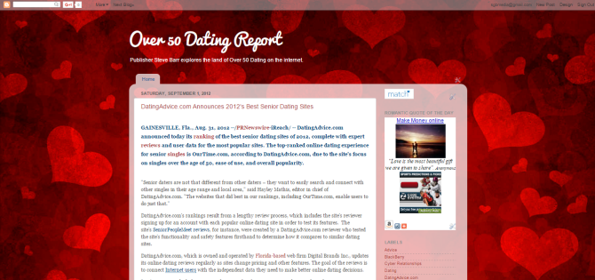 top rated dating sites 2012