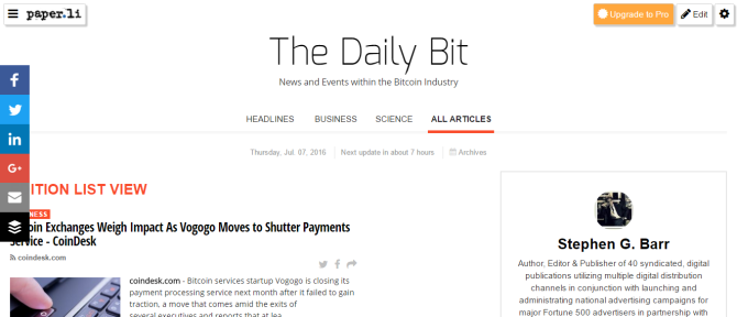 All articles   The Daily Bit